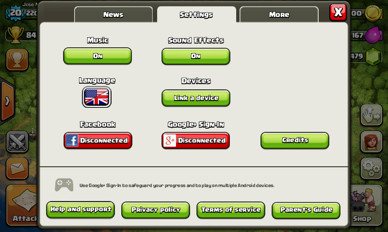 Main banyak akun di clash of clans