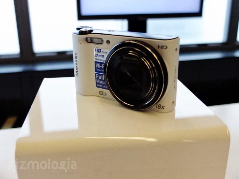 Samsung y sus cámaras digitales