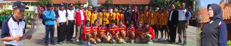 MGMP Penjasorkes Kab Bandung Barat Tahun 2012