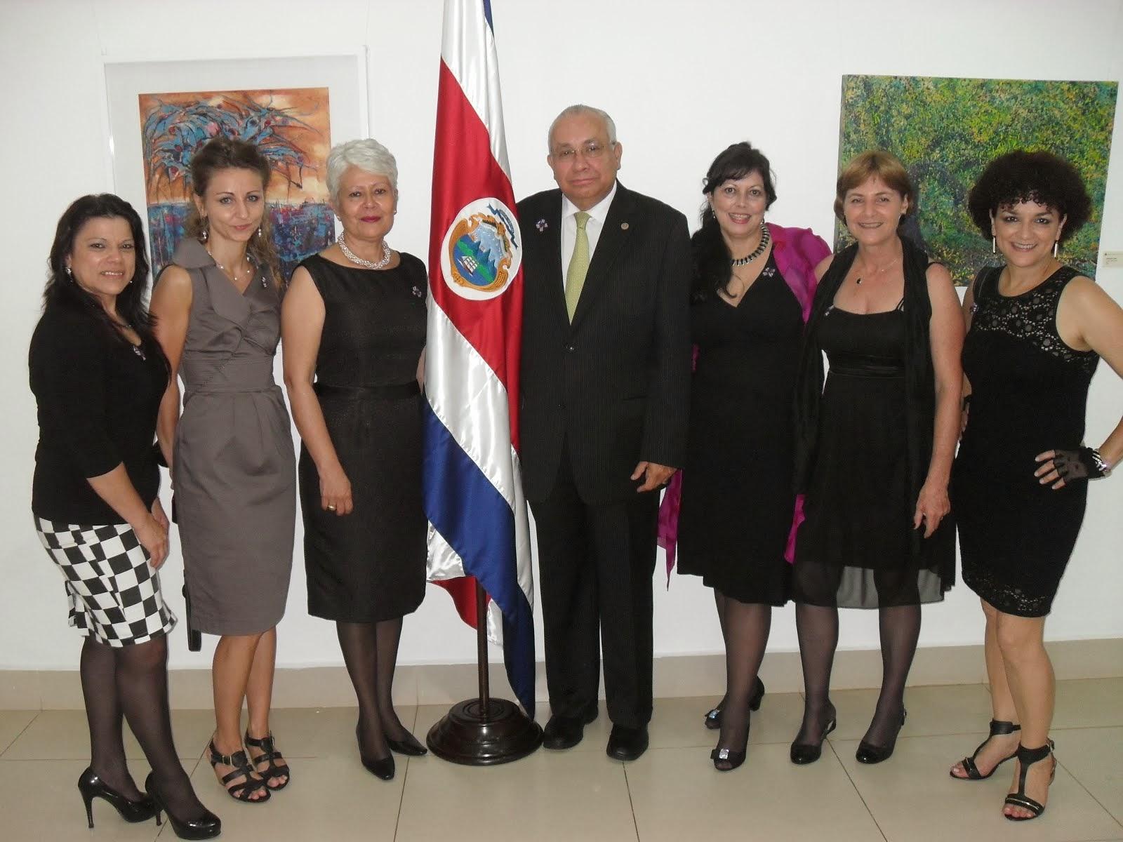 Embajada de Costa Rica en Nicaragua