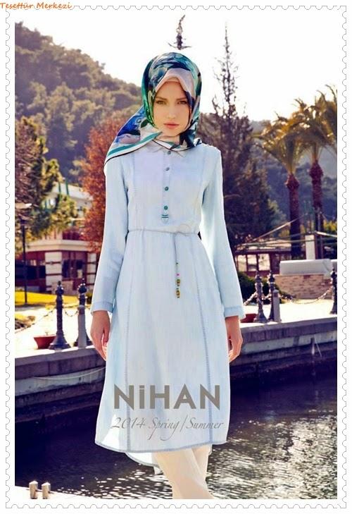 Nihan 2014 Yazlık Pardesü ve Kap Modelleri