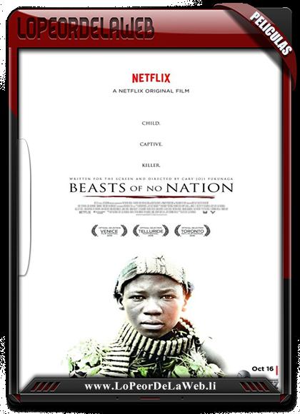 Bestias sin Patria 720p Latino 2015 [Mega]