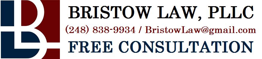 Attorney Kyle Bristow, Michigan Consumer Rights Lawyer