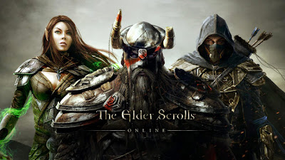 The Elder Scrolls Online Logo - We Know Gamers
