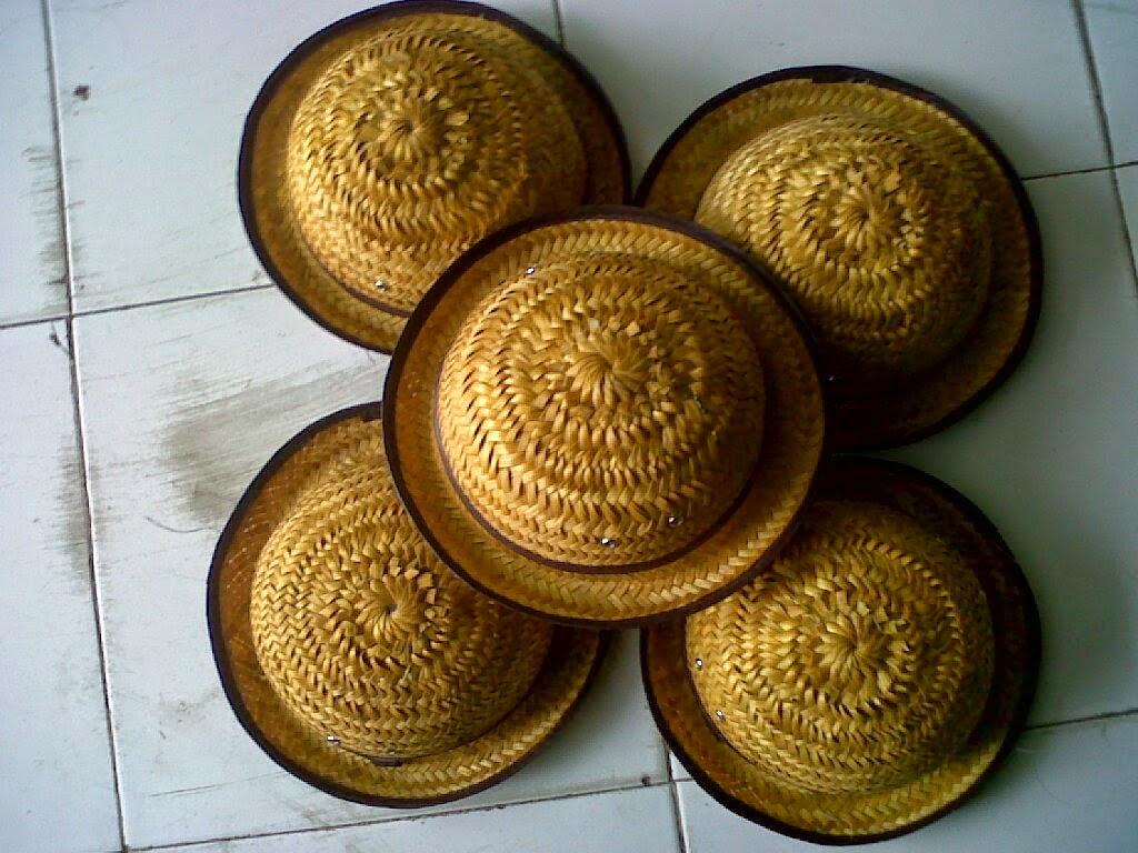 Supplier Jual Topi Bambu Pramuka di Tangerang