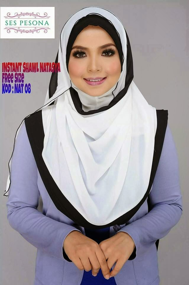 INSTANT SHAWL NATASYA(DECEMBER)