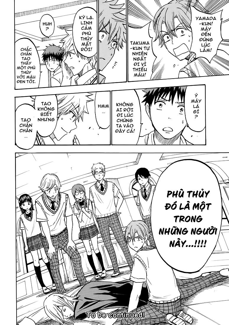 Yamada kun to 7 nin no Majo Chap 219 - Trang 20