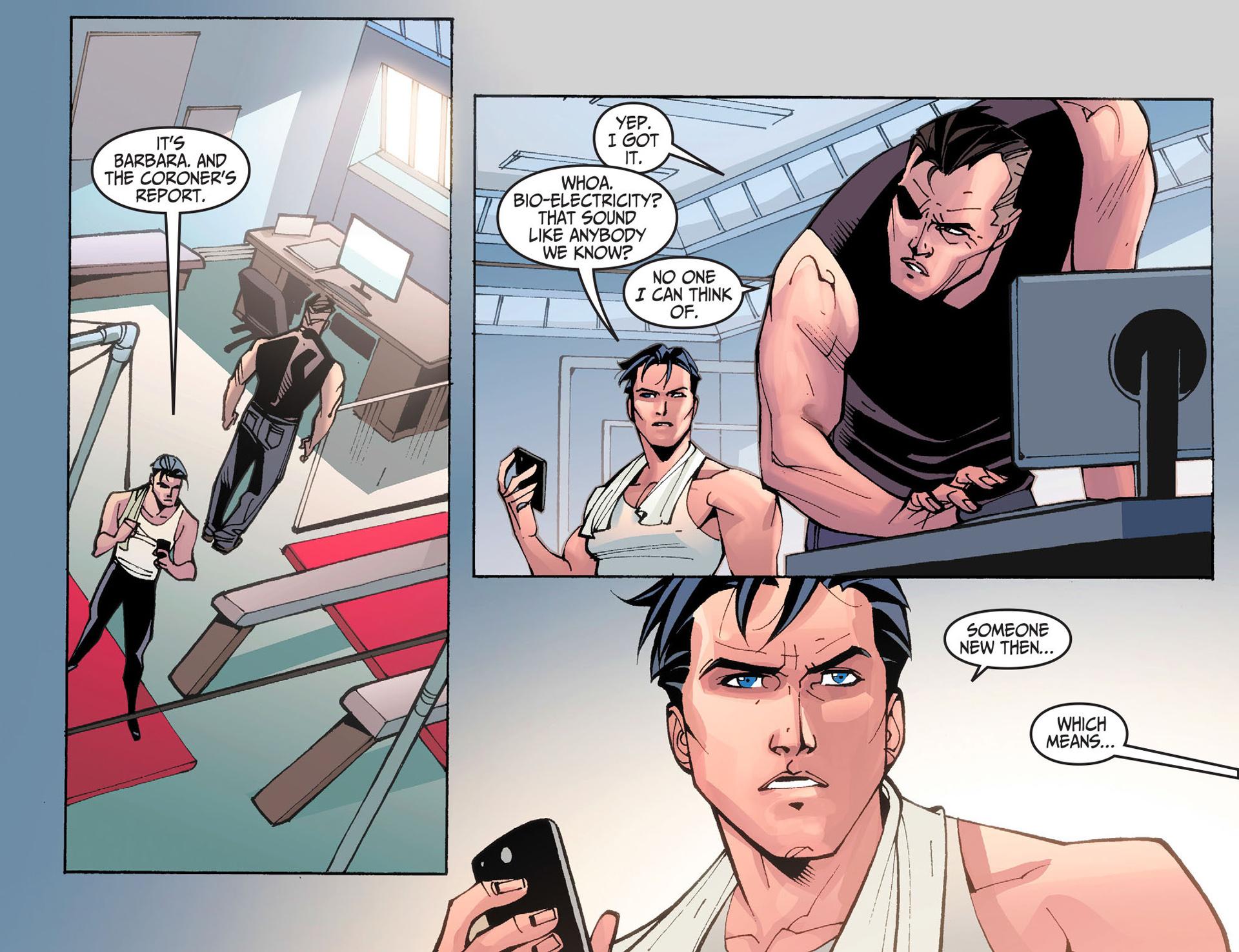 Batman Beyond 2.0 Issue #2 #2 - English 20