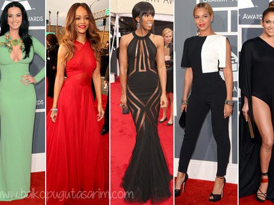 Kırmızı Halı | 2013 Grammy Müzik Ödülleri