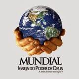 IGREJA MUNDIAL  DO PODER DE DEUS.