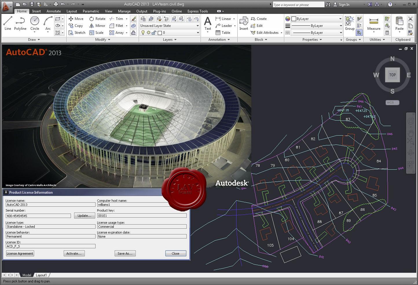 autodesk autocad 2013 crack free download