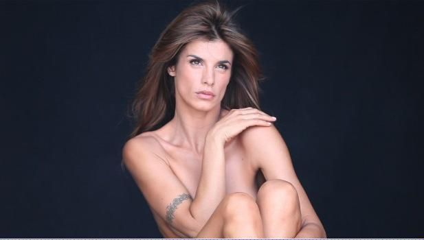 Foto nude di elisabetta canalis galleries 542