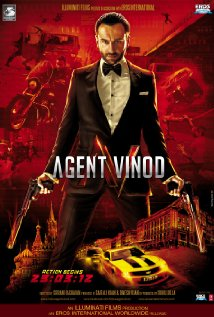 Agent Vinod (2012) DVDRip 600MB