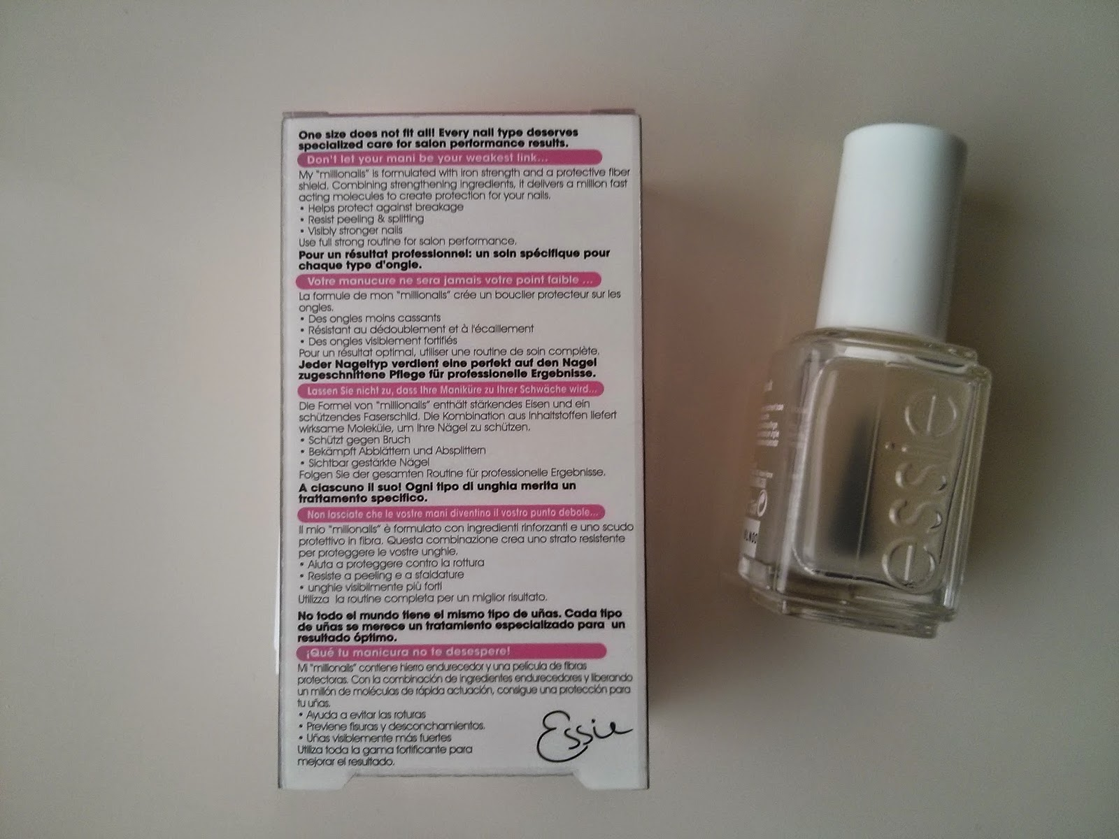 VipandSmart Beauty reviews Essie