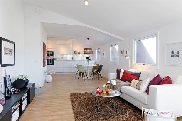 White Apartments Is A Trend All Over The