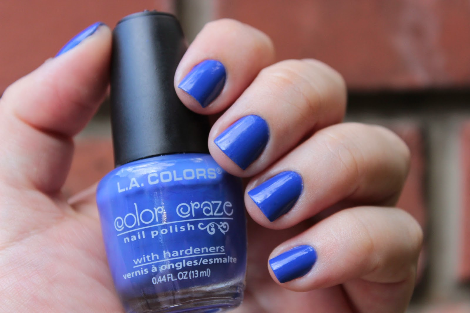 L.A. Colors, esmalte, vernis, nails, unhas, nailpolish, mão feita, fashion mimi