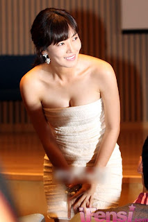 Kim So yeon Korean Beautiful Actress Sexy Photo 6