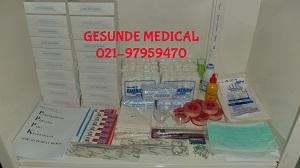 Lemari PPPK First Aid Box