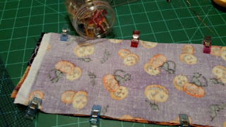 wonder clips holding fabric