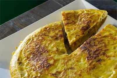 tortilla de patatas ovum