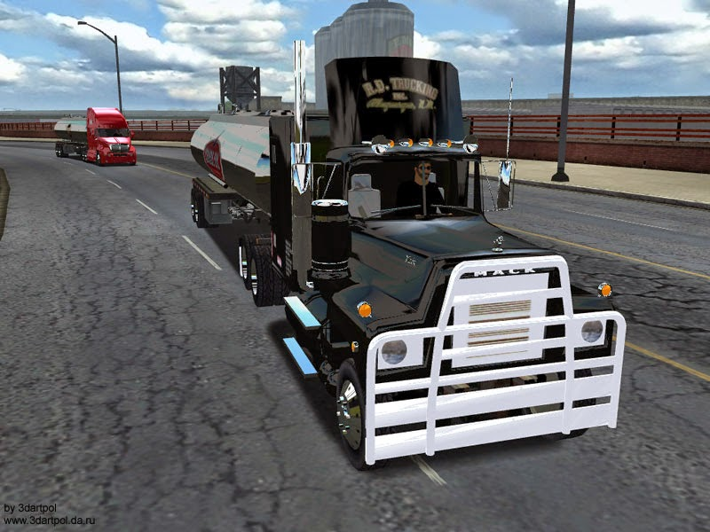 This is a mod created by 3dartpol for 18ws haulin game