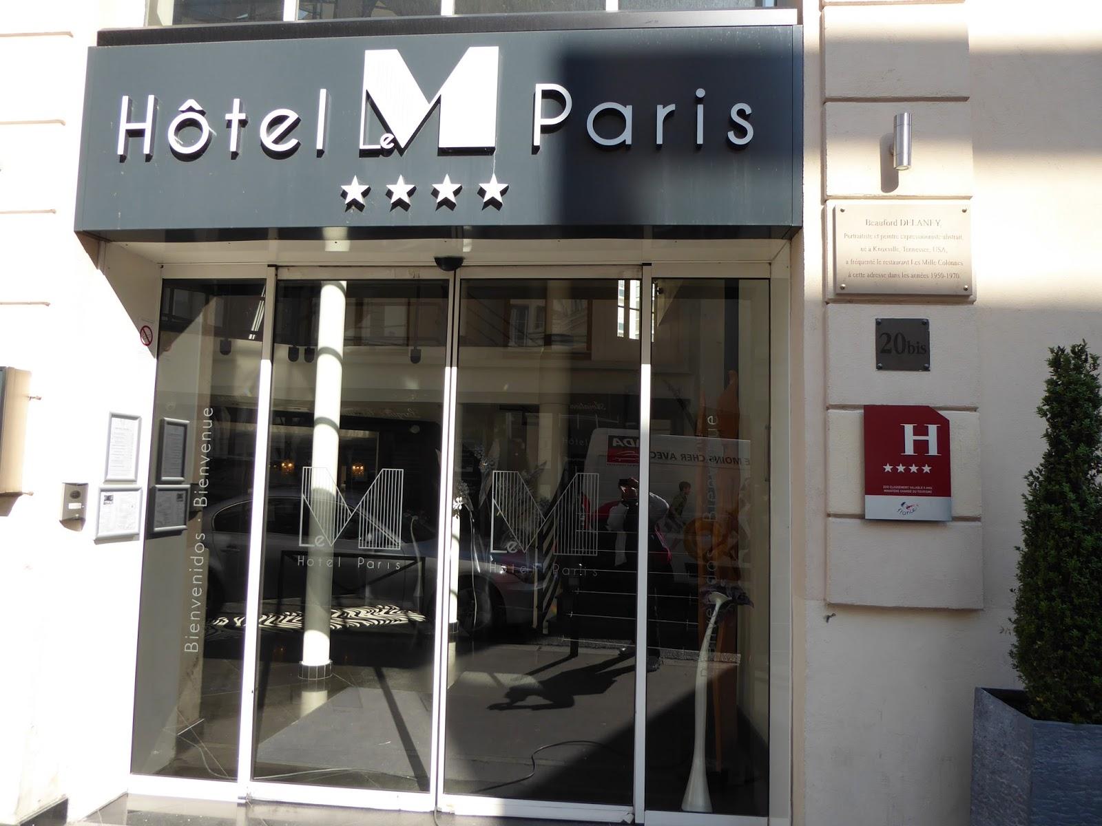 Hotel Edgar Quinet Les Amis De Beauford Delaney Beauford Delaney Plaque Installed At