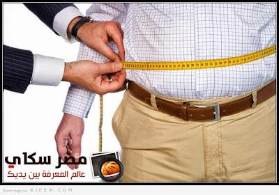 كيفية الوقايه من دهون البطن العنيده على مصر سكاى Belly fat