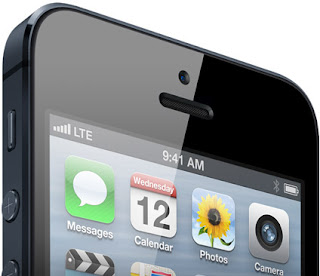 Apple iPhone 5 lebih tipis