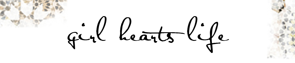 girl hearts life