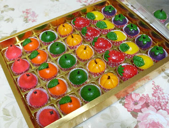 Tart Nenas Buah (35bj@RM45)