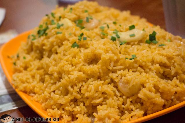 Nasi Goreng Fried Rice