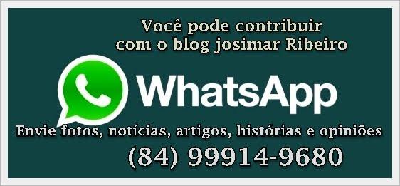 Blog Josimar Ribeiro