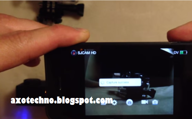 Cara Koneksi SJ4000 Wifi Pada Handphone Android dan iOS
