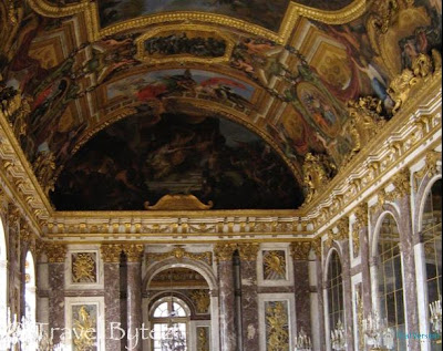 Chateau de Versailles Garden