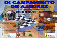 IX Campamento de ajedrez 2016