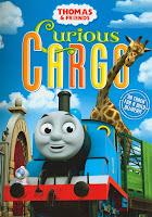 Thomas and Friends Curious Cargo (2011)