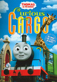 Thomas and Friends Curious Cargo (2011)