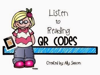 loopin littles qr code listening center rh loopinglittles blogspot com Poetry Clip Art listening center clipart free