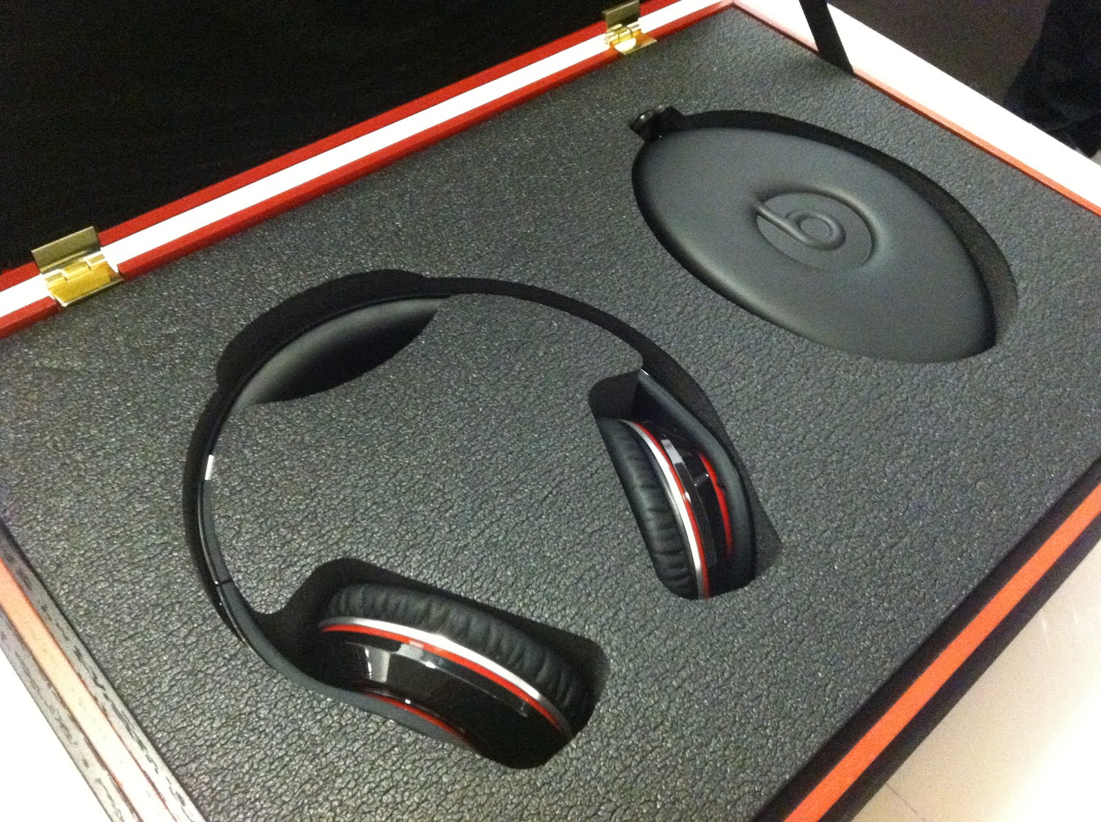 Denton-Cardew Design: Beats By Dre Custom Seeding Boxes