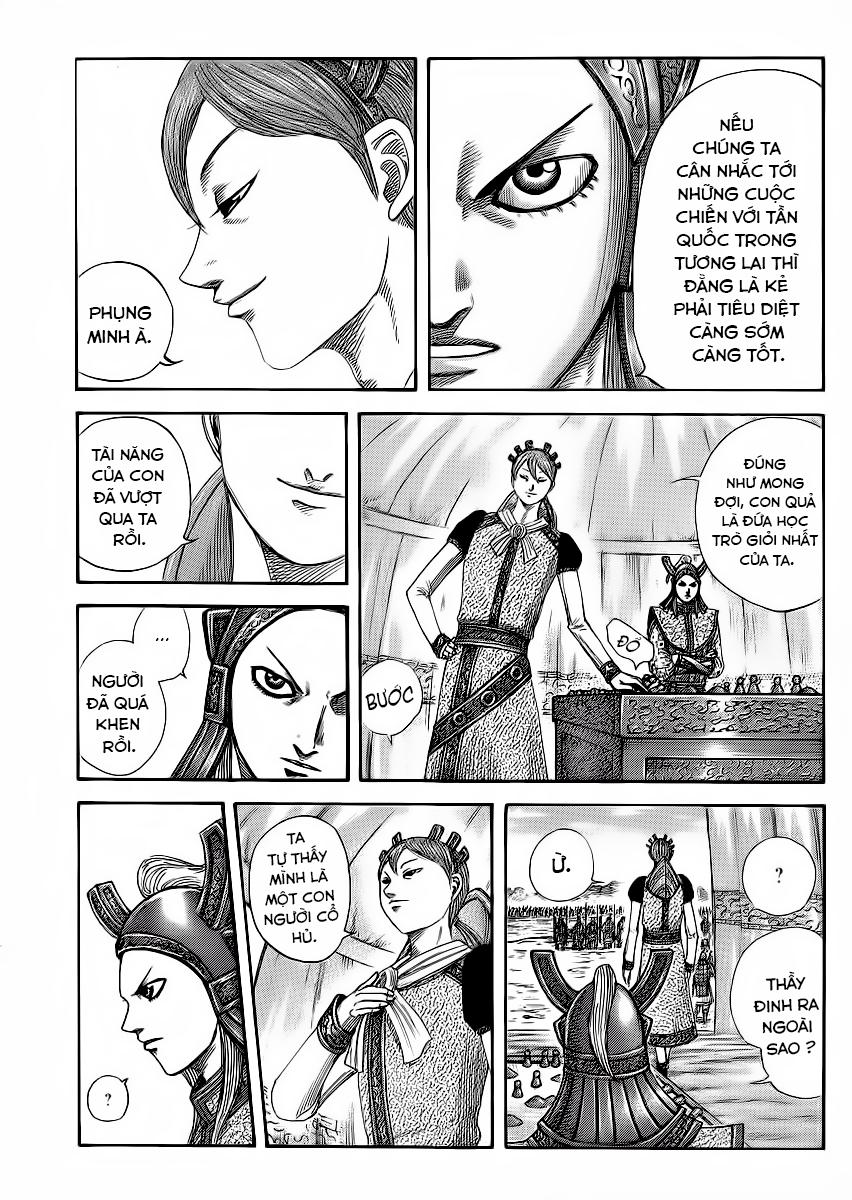 Kingdom - Vương Giả Thiên Hạ Chapter 381 page 8 - IZTruyenTranh.com