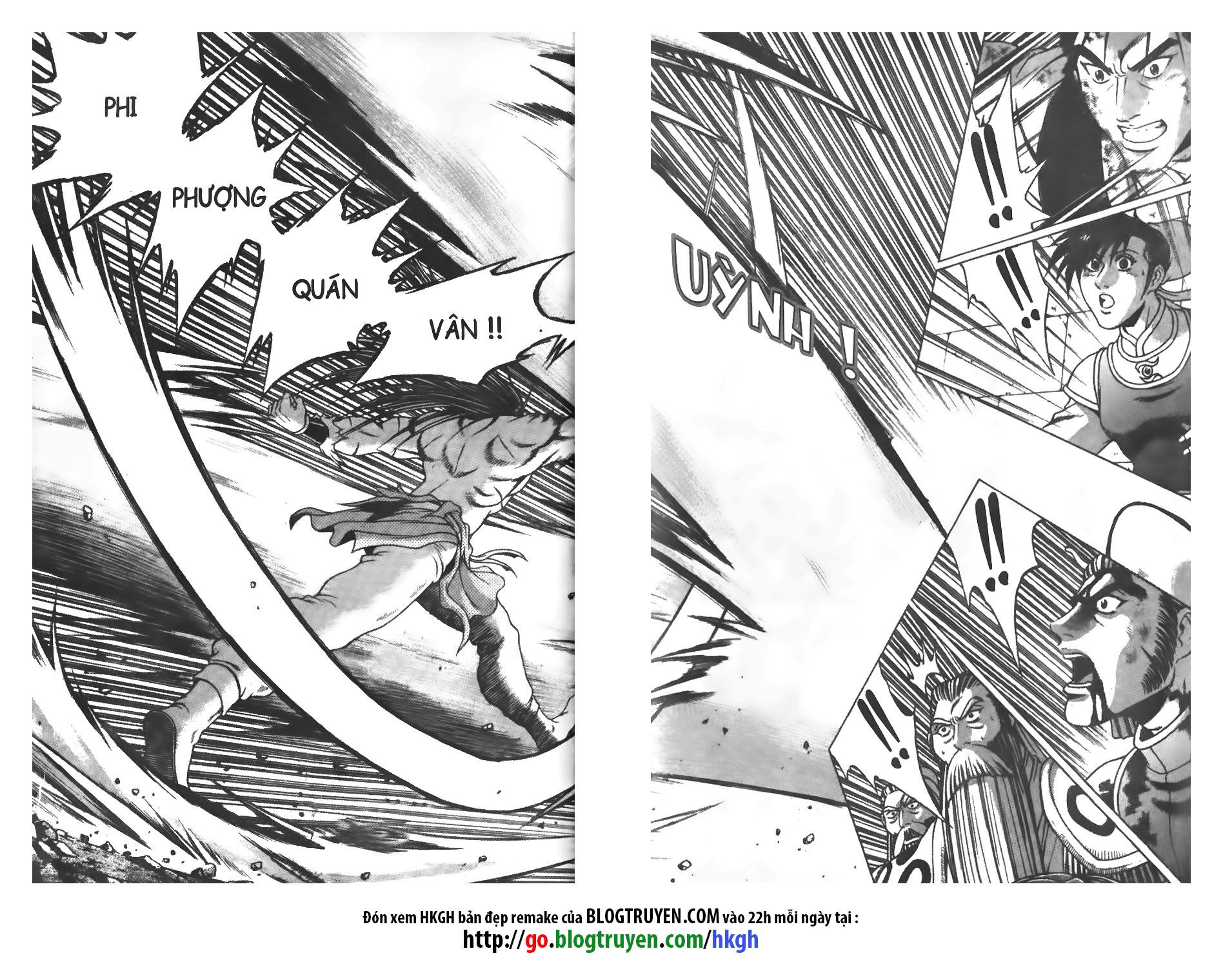 Hiệp Khách Giang Hồ chap 210 Trang 20 - Mangak.info
