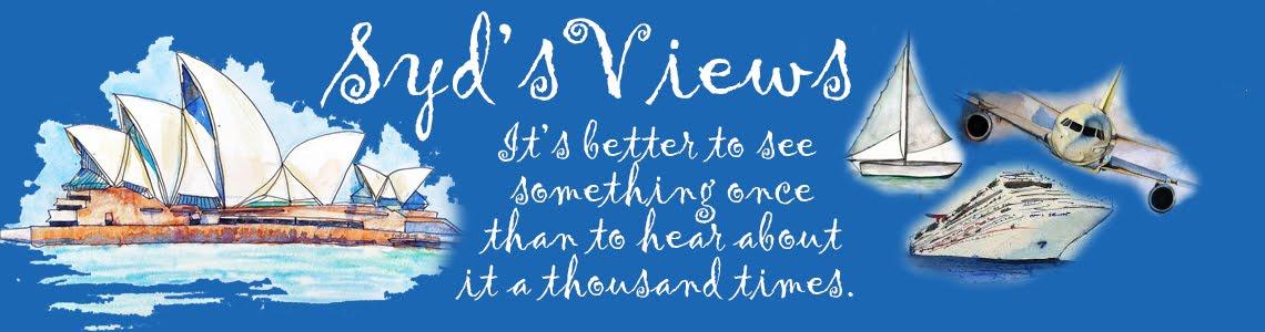 Syd's Views