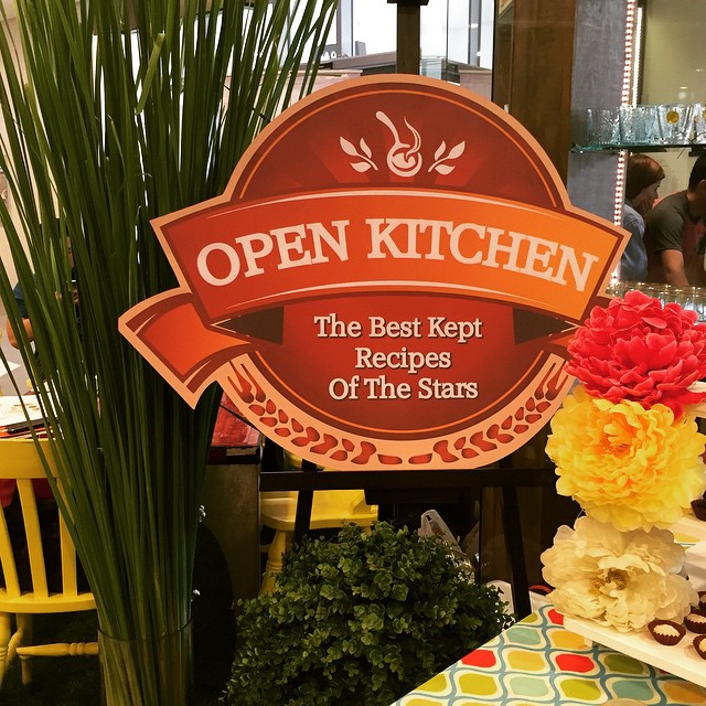 'OPEN KITCHEN' food market kicks off at the UP Town Center, QC