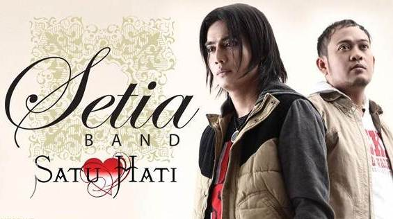 Setia Band - Asmara | Lirik Lagu dan Video Klip