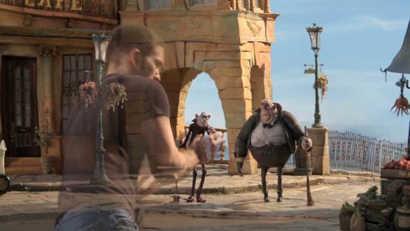 Video Timelapse revela la brillante - y oculto - trabajo de los que realizan las animación en stop-motion