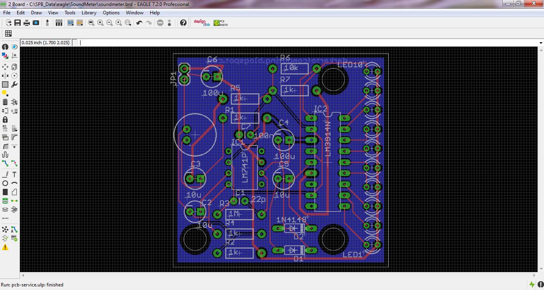 Welcome To RosBotics!: PCB DESIGN USING EAGLE