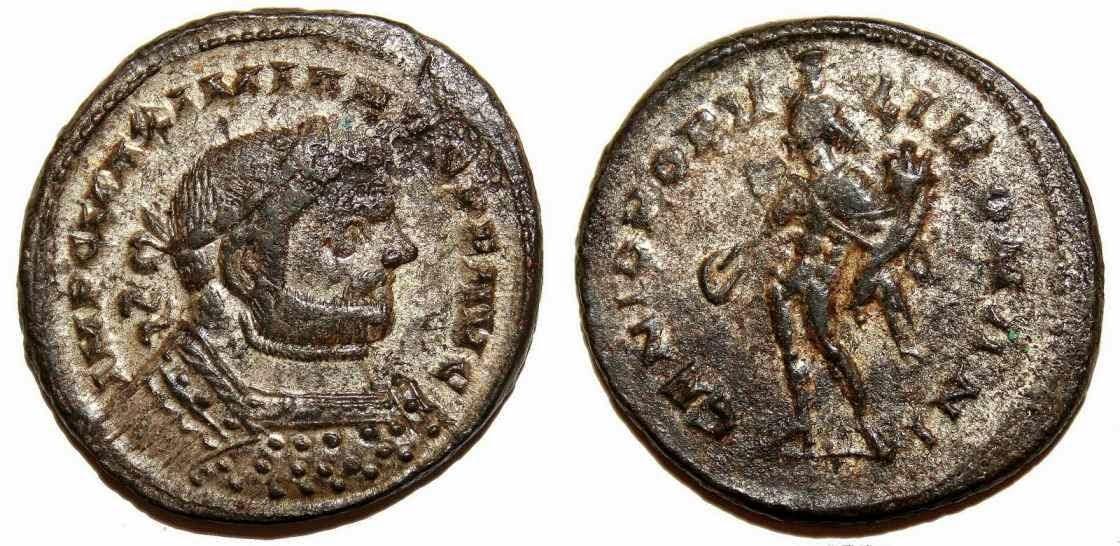 Moneda romana y propiedad