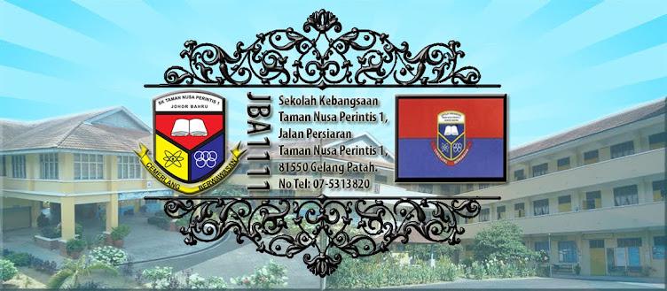SK Taman Nusa Perintis 1 (JBA1111)