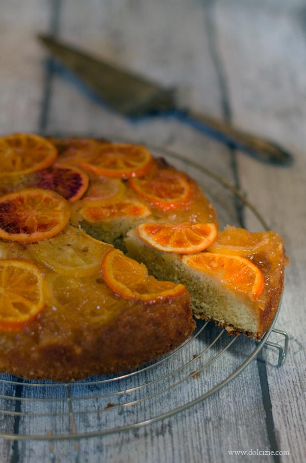torta speziata agli agrumi - re-cake #02