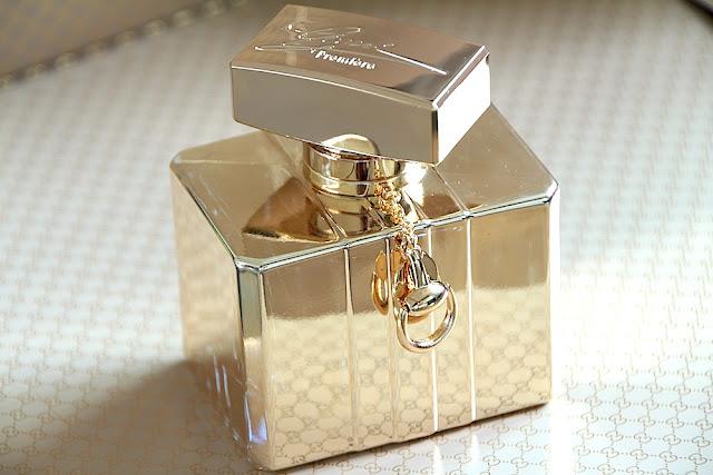 Gucci primeira revisão perfume